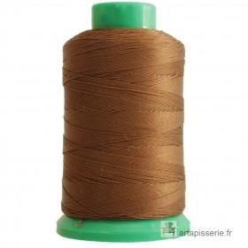 Fusette fil ONYX N°60 - 600 ml - Marron 0263 - Mercerie