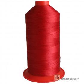 Bobine de fil Rouge SERAFIL N°20 - 2500 ml - 504 - Mercerie