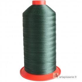 Bobine de fil Vert SERAFIL N°20 - 2500 ml - 846 - Mercerie