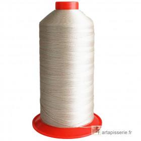 Bobine de fil Beige SERAFIL N°20 - 2500 ml - 1222 - Mercerie