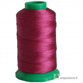 Fusette fil ONYX N°40 - 400 ml - Fuschia 2289 - Mercerie