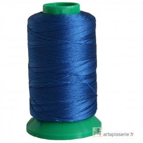 Fusette fil ONYX N°40 - 400 ml - Bleu 2829 - Mercerie