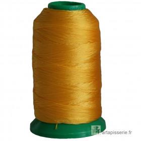 Fusette fil ONYX N°40 - 400 ml - Jaune vif 3329 - Mercerie