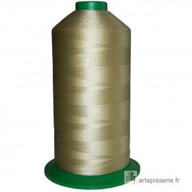 Bobine de fil ONYX N°60 (121) Jaune 2742 - 6000 ml - Mercerie