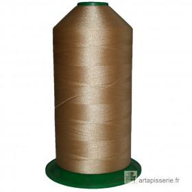 Bobine de fil ONYX N°60 (121) Beige 2328 - 6000 ml - Mercerie