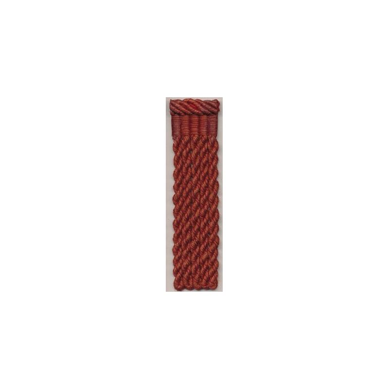 Frange torse 12 cm 40 coloris - le mètre - Passementerie