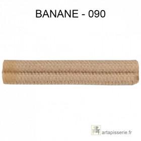 Double passepoil étroit 8 mm 43 IDF - Banane 090 - Passementerie