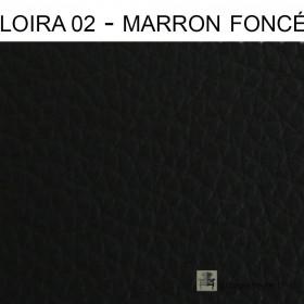 Simili Cuir Froca - Loira 02 Marron foncé au mètre