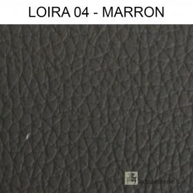 Simili Cuir Froca - Loira 04 Marron au mètre