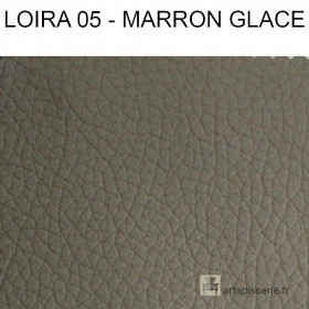 Simili Cuir Froca - Loira 05 Marron glacé au mètre