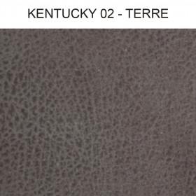 Simili Cuir Froca - Kentucky 02 - Terre, au mètre