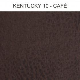 Simili Cuir Froca - Kentucky 10 Café, au mètre
