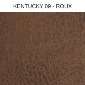 Simili Cuir Froca - Kentucky 09 Roux, au mètre