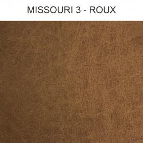 Simili Cuir Froca - Missouri 03 Roux au mètre à 29,90 €