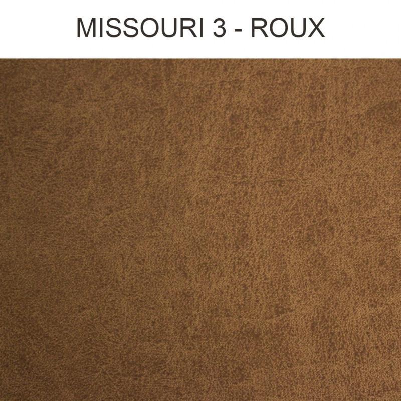 simili cuir froca missouri 03 roux au m tre. Black Bedroom Furniture Sets. Home Design Ideas