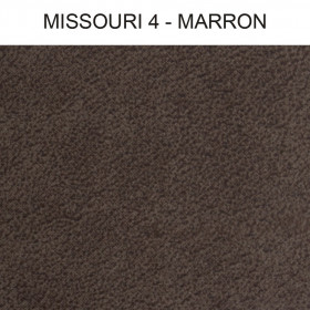 Simili Cuir Froca - Missouri 04 Marron au mètre à 29,90 €