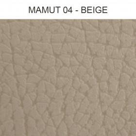 Simili Cuir Froca - Mamut 04 Beige, au mètre