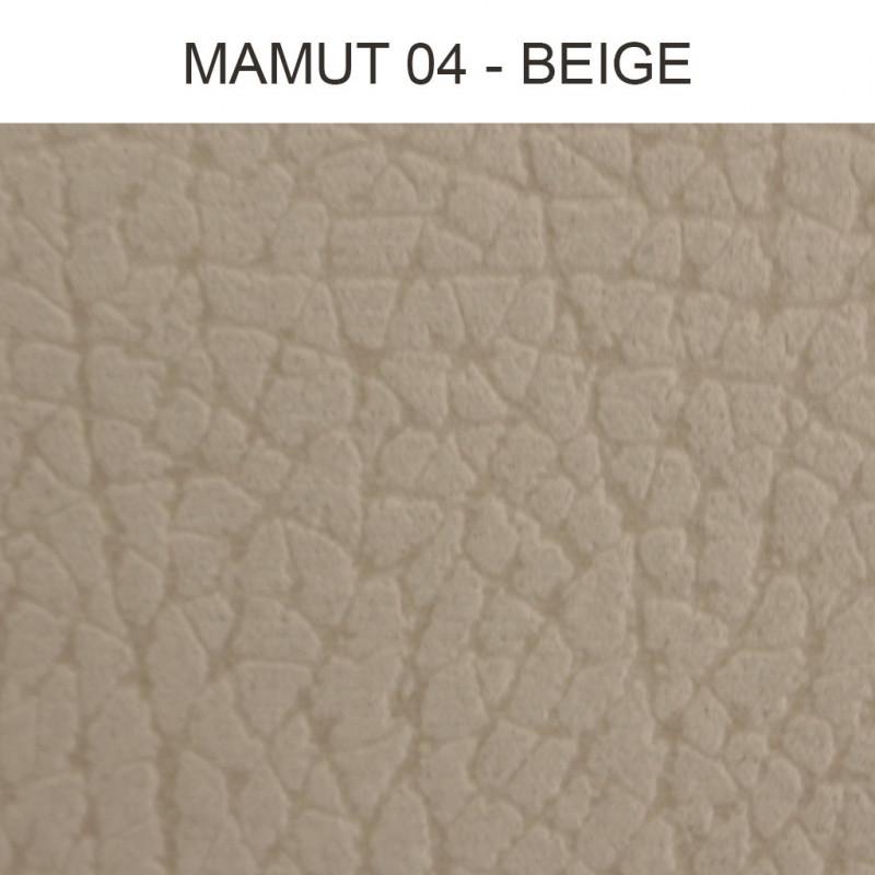 simili cuir froca mamut 04 beige au m tre. Black Bedroom Furniture Sets. Home Design Ideas