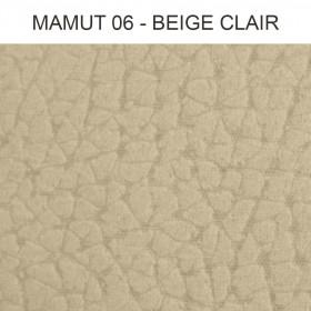 Simili Cuir Froca - Mamut 06 Beige Clair, au mètre