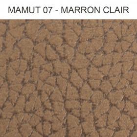 Simili Cuir Froca - Mamut 07 Marron Clair, au mètre