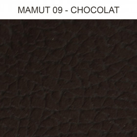 Simili Cuir Froca - Mamut 09 Chocolat, au mètre