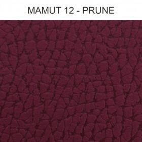 Simili Cuir Froca - Mamut 12 Prune, au mètre