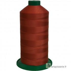 Bobine de fil ONYX N°60 (121) Orange foncé 1288 - 6000 ml - Mercerie
