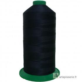 Bobine de fil ONYX N°30 (61) Bleu foncé - 2500 ml - 2291 - Mercerie