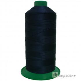 Bobine de fil ONYX N°30 (61) Bleu foncé - 2500 ml - 2810 - Mercerie