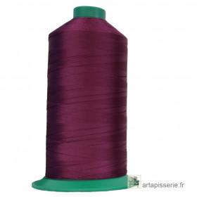 Bobine de fil ONYX N°30 (61) Violet foncé - 2500 ml - 157 - Mercerie