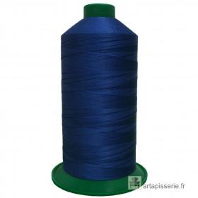 Bobine de fil ONYX N°30 (61) Bleu - 2500 ml - 815 - Mercerie