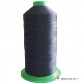 Bobine de fil ONYX N°30 (61) Bleu Marine - 2500 ml - 825 - Mercerie
