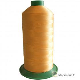 Bobine de fil ONYX N°60 (121) Jaune 2780 - 6000 ml - Mercerie