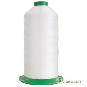 Bobine de fil ONYX N°60 (121) Blanc 1000 - 6000 ml - Mercerie