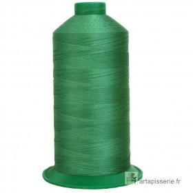 Bobine de fil ONYX N°30 (61) Vert - 2500 ml - 224 - Mercerie