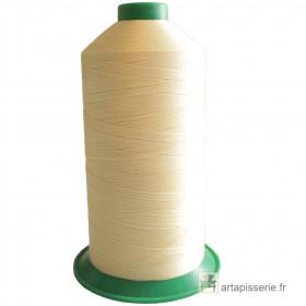 Bobine de fil ONYX N°60 (121) Beige 1209 - 6000 ml - Mercerie