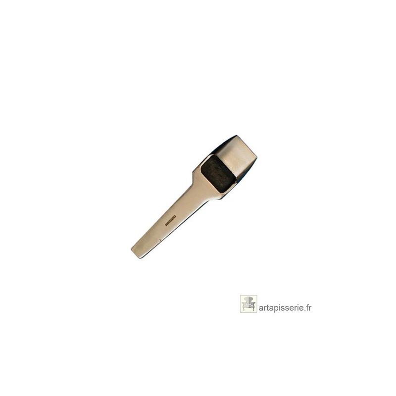 Emporte pièce enchapure 9 x 2.5 mm n°4 - Outils cuir