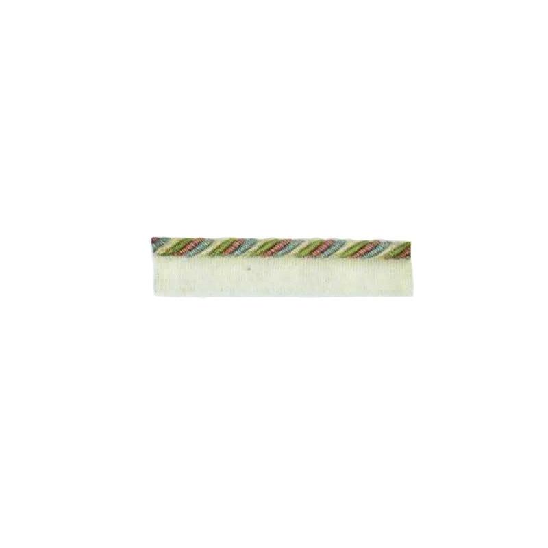 Corde sur pied - Milady - 6 mm le mètre - Passementerie