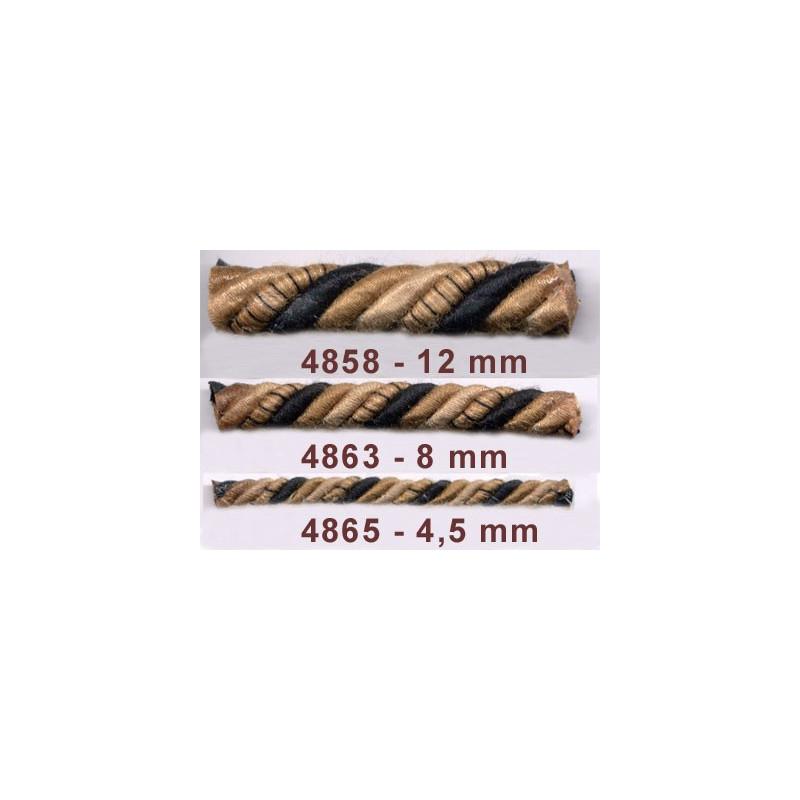 Corde Samarkand 12 mm, le mètre Collection 48 IDF à 10,33 €