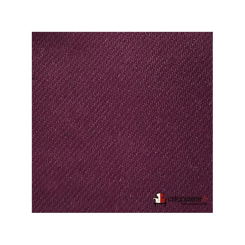 Tissu Boreal Non Feu M1 Prune, Au mètre - Tissus ameublement