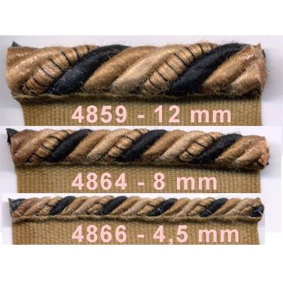 Corde Samarkand 4,5 mm sur pied - le mètre