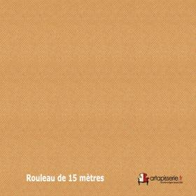 Tissu Bora Non Feu M1 Abricot, le rouleau de 15 mètres - Tissus ameublement