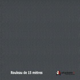 Tissu Bora Non Feu M1 Anthracite, le rouleau de 15 mètres - Tissus ameublement