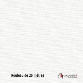 Tissu Collège Non Feu M1 Blanc 280 cm, le rouleau de 25 mètres - Tissus ameublement