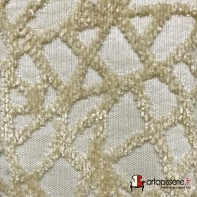Tissus Froca - Gabanna 01 Beige - Tissus ameublement