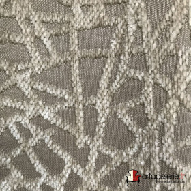 Tissus Froca - Gabanna 05 Taupe - Tissus ameublement