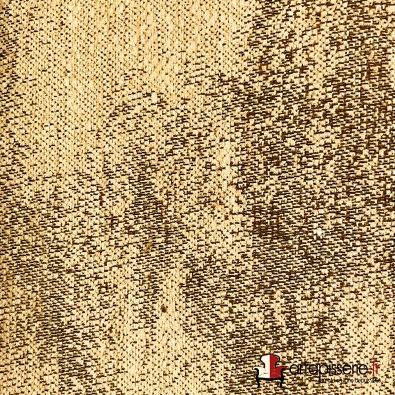 Tissus Froca - Galaxy 03 Sable, Au mètre - Tissus ameublement