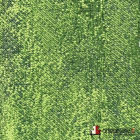 Tissus Froca - Galaxy 10 Vert, Au mètre