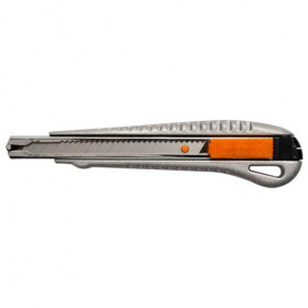Cutter Fiskars Metal Pro 9 mm - 1396 - Mercerie