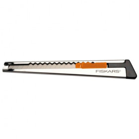 Cutter Fiskars Metal Pro plat 9 mm - 1397 - Mercerie